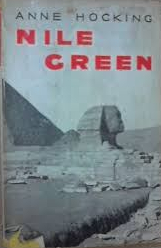 Book cover of Nile Green by Anne Hocking