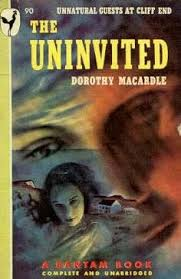 Book Cover of The Uninvited by Dorothy Macardle (1942)
